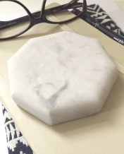 Marble paperweight from Prestwich Collection