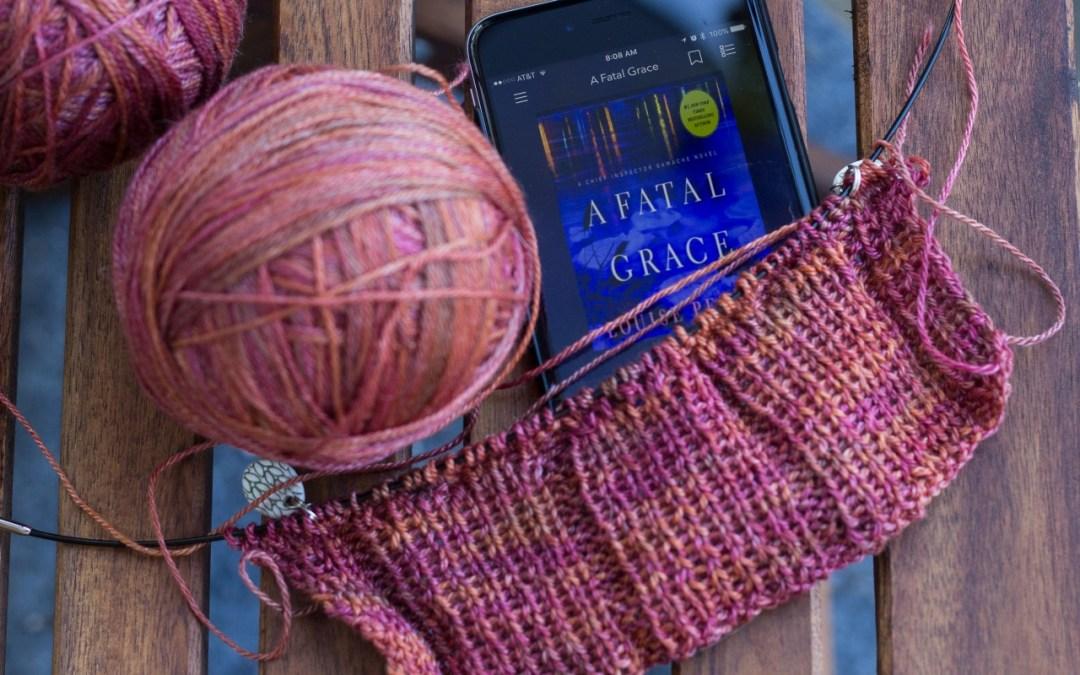 Knitting Slogs