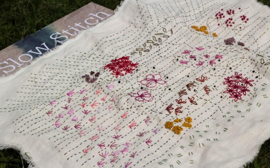 June Stitching