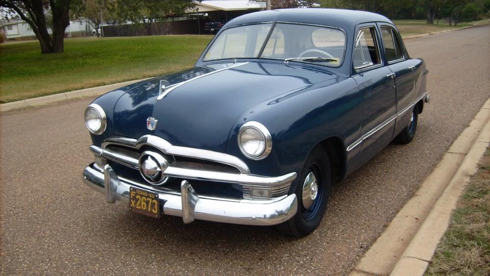 medium resolution of 1950 ford sedan