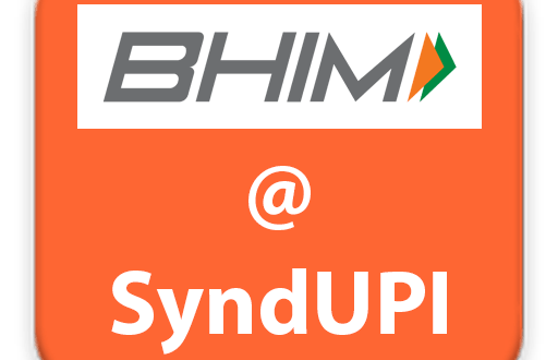 Block Syndicate Bank UPI