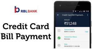RBL credit card