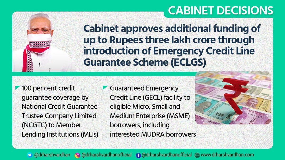 Guaranteed Emergency Credit Line (GECL)