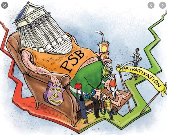 Government May Privatize Few Public Sector Banks