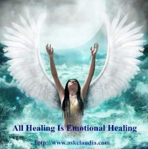 All Healing Is Emotional Healing by Claudia McNeely