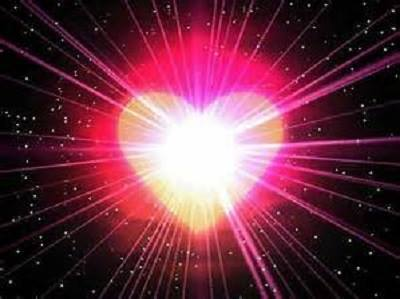 Energy Report For Monday, August 7, 2017 - Love is Everywhere by Claudia McNeely