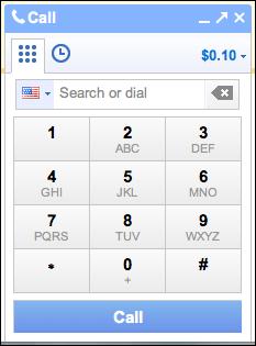 gmail make phone calls 3
