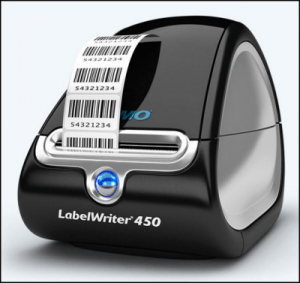 labelwriter 450 label printer