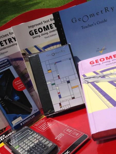Homeschool geometry - Harold Jacobs