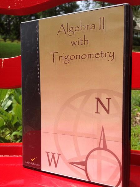 Homeschool Algebra 2 with Trig - high school math - Videos