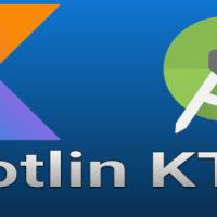 Kotlin KTX -set of extension for Android app dev