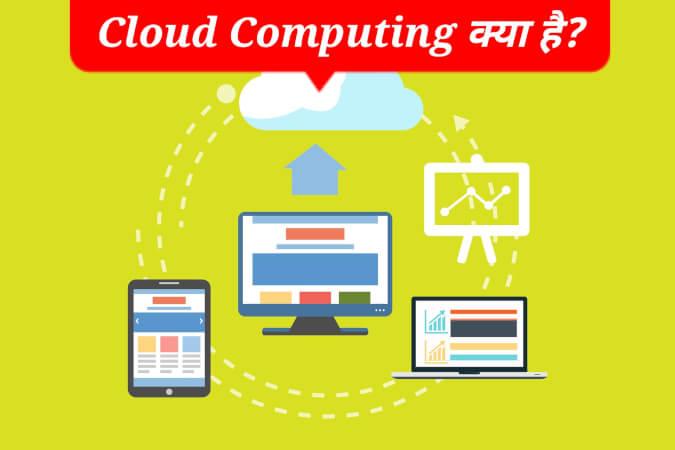 What is Cloud Computing in Hindi | Cloud Computing क्या है?
