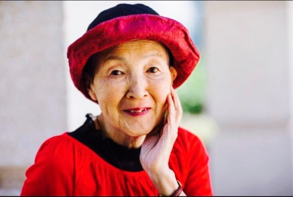 Recent 2017 photo of Masako Wakamiy