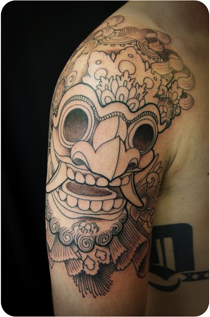 9 Most Popular Barong Tattoo Designs