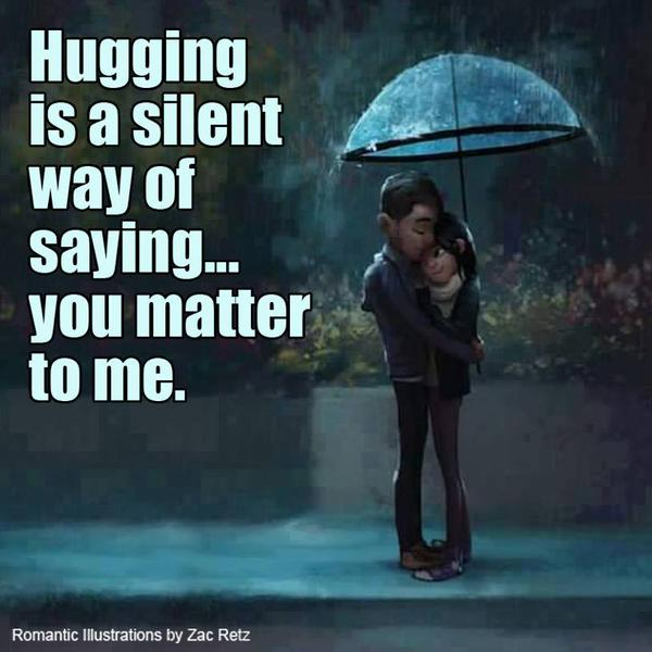 Cute Couple Hug Wallpaper Hd Hugging Is A Silent Way Of Saying You Matter To Me