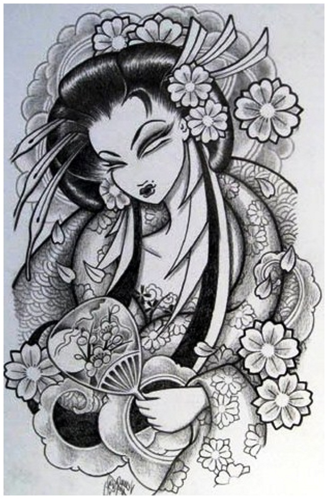 Japanese Tattoo Design Ideas
