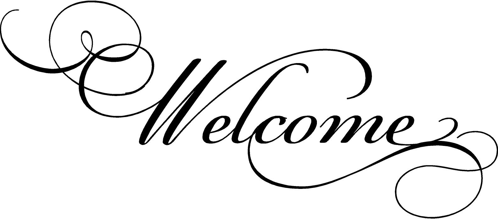 19 Wonderful Welcome Images