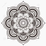 9 mandala tattoo design and ideas