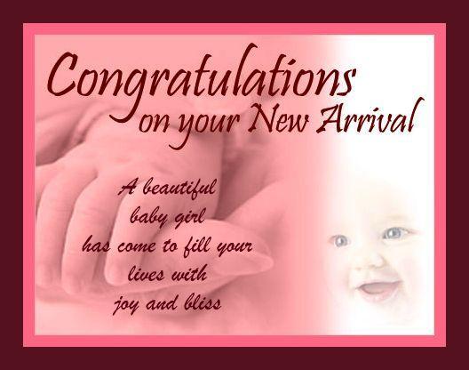 congrat new baby