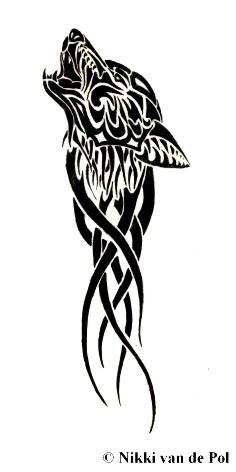 17 Celtic Wolf Tattoos