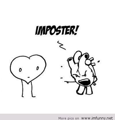 25 Very Much Funny Heart Pictures And Images