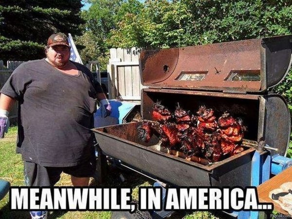 15 Most Funny Grill Pictures And Images