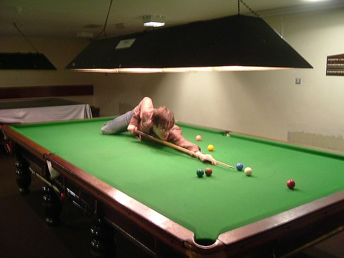 25 Most Funny Snooker Photos And Pictures