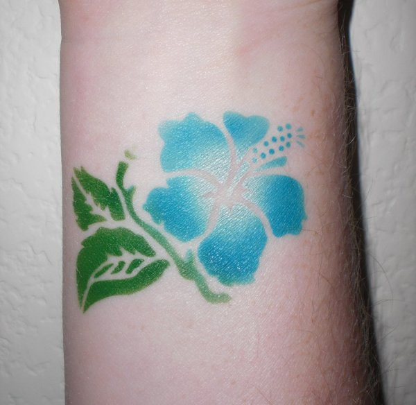 airbrush tattoos ideas