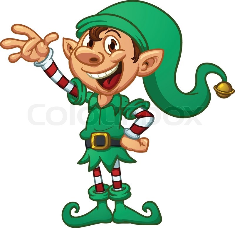 Elves Cartoon Laughing Funny Picture