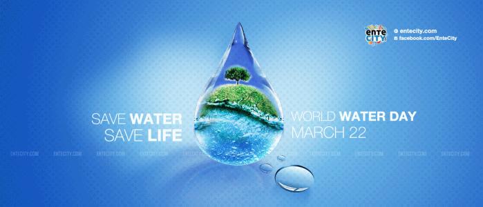 World Water Day Header Image