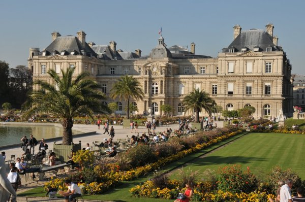 Beautiful Jardin Du Luxembourg Paris