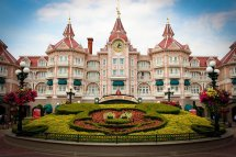 Adorable Disneyland Paris