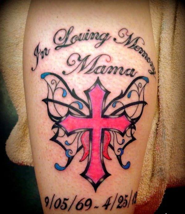 amazing memorial mom tattoos