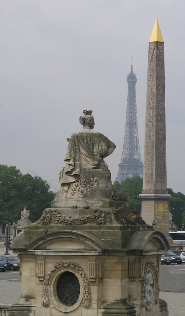 Beautiful Place De La Concorde Paris And