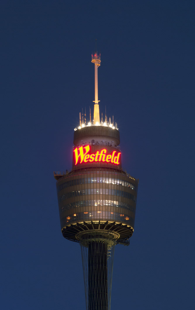 15 Most Adorable Night View Pictures Of Sydney Tower