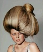 funny girl haircut