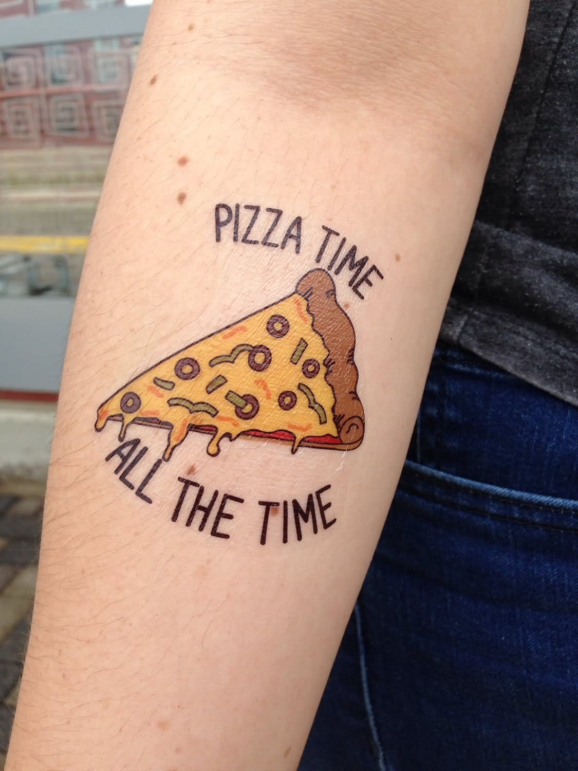 Cute Wallpaper Hello Kitty 25 Pizza Slice Tattoos Collection