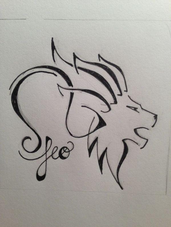 awesome leo tattoos girls
