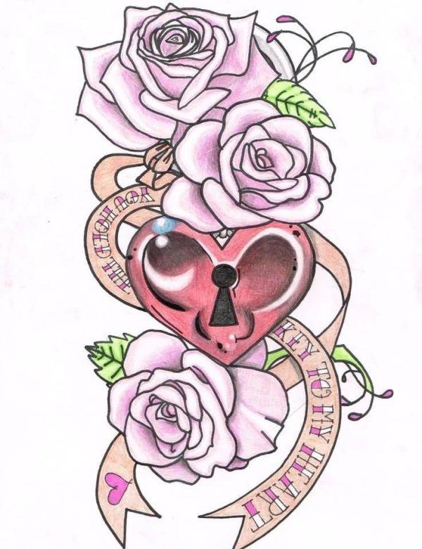 22 Feminine Design Tattoos
