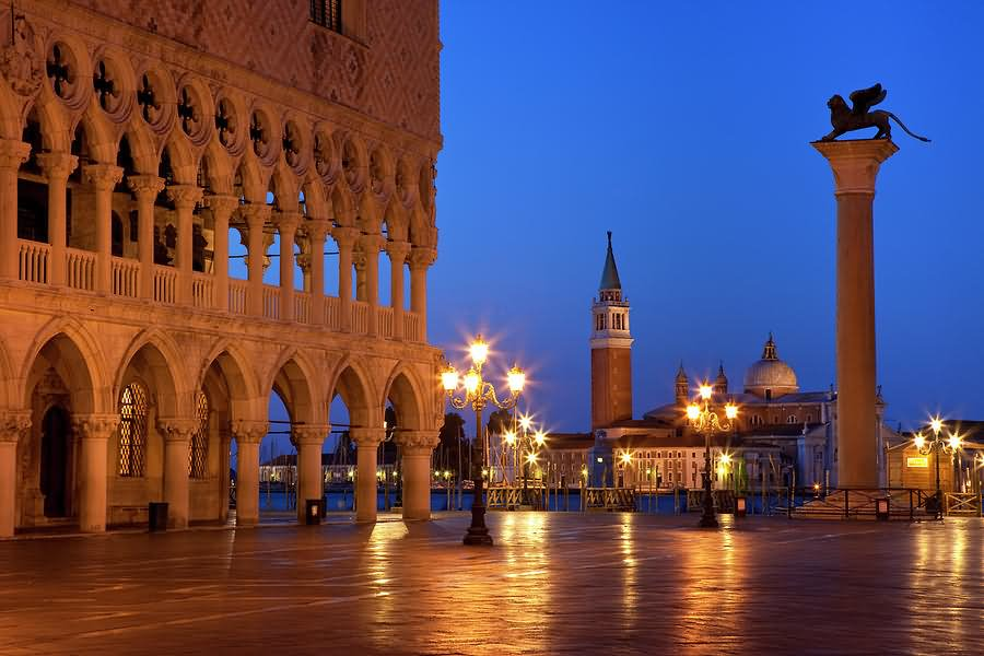 25 Most Amazing Interior View Of The Doges Palace Venice