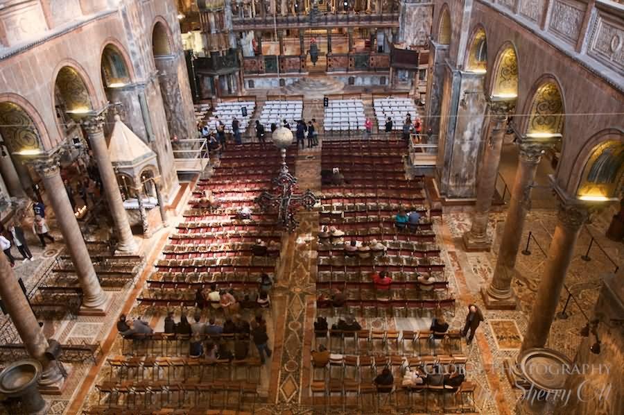 Basilica Marco Venice St