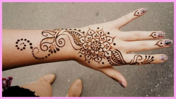 20 Flower Hand Tattoos Simple Ideas And Designs