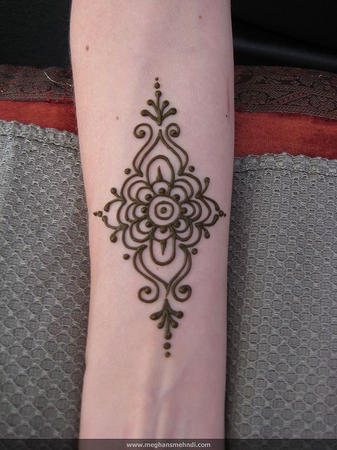 20 Simple Wrist Henna Tattoos Ideas And Designs