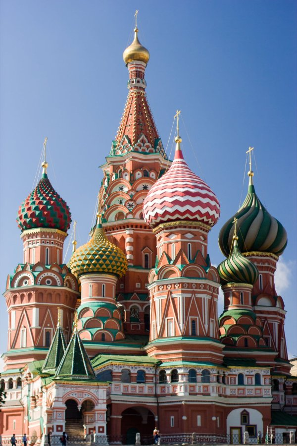 Moscow Russia Kremlin
