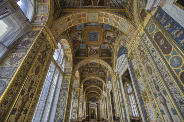 Saint-Petersburg Russia Hermitage Museum