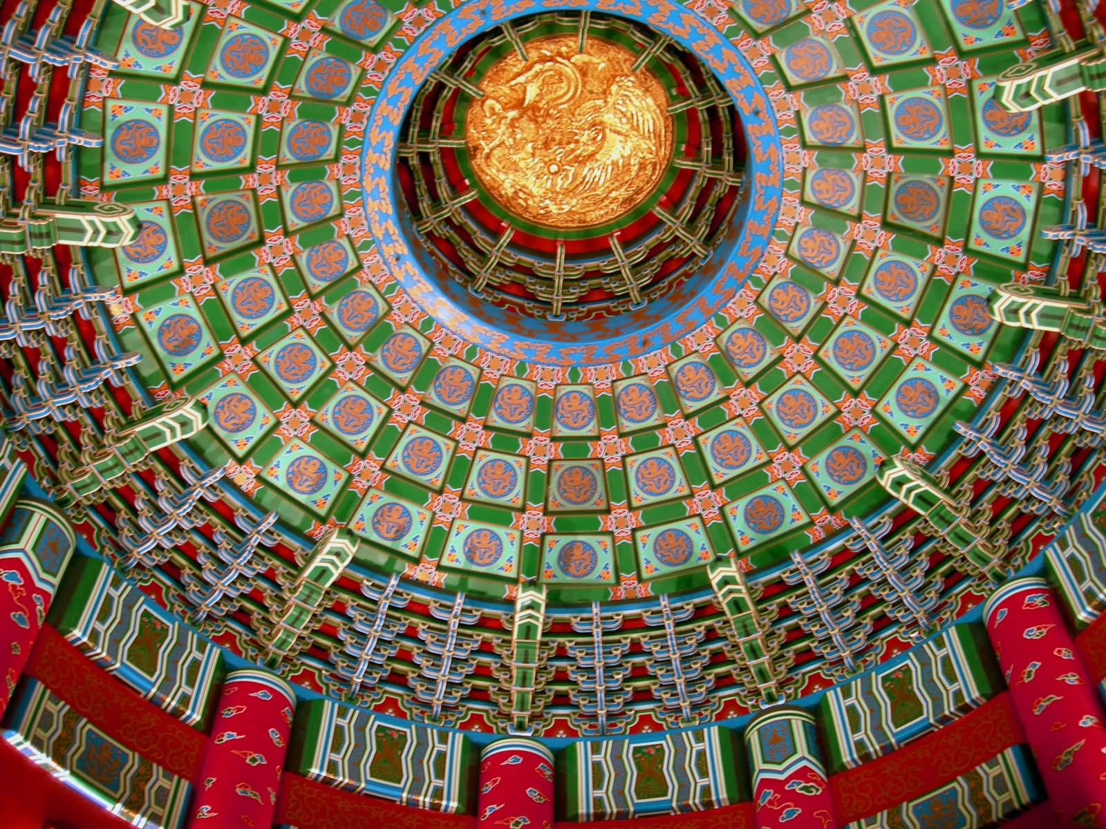 25 Most Beautiful Inside Pictures And Photos Of Temple Of