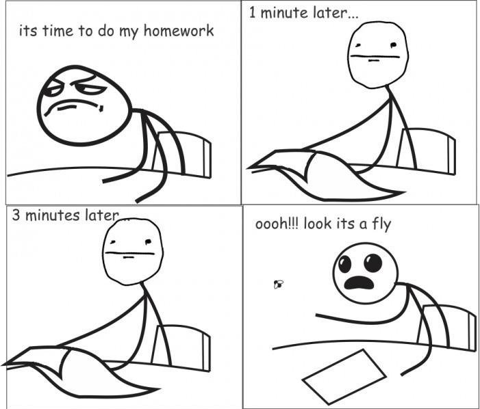 40 Most Funny Homework Meme Pictures And Photos That Will