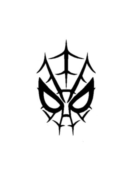 20+ Spiderman Logo Tattoo Designs And Pictures