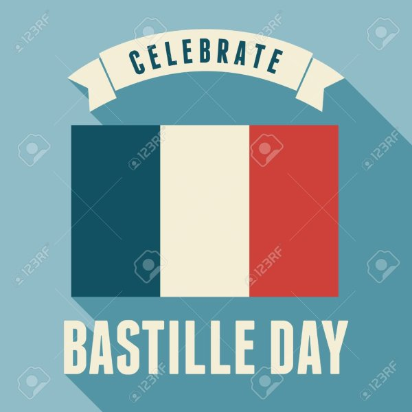 Beautiful Bastille Day Wishes