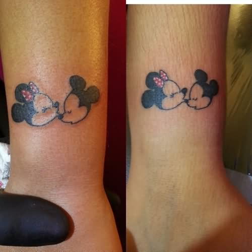 20 Cool Mickey Mouse Tattoos On Wrist Ideas And Designs